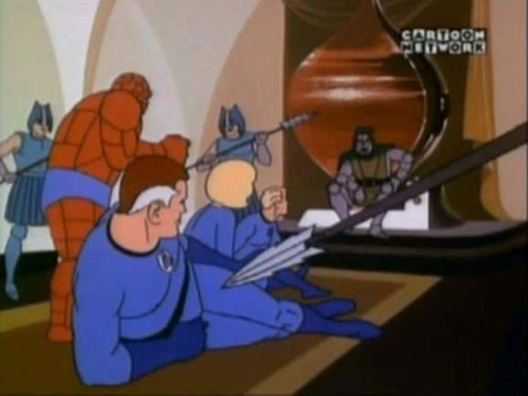 Marvel Age Doom: The Micro World Of Doctor Doom