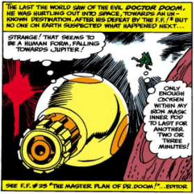 Marvel Age Doom: The Final Victory Of Doctor Doom