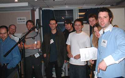 Henry Lopez (producer), Charlie, Pauly, Tom, Matt, Paul, Thomas, Cathy and Paul