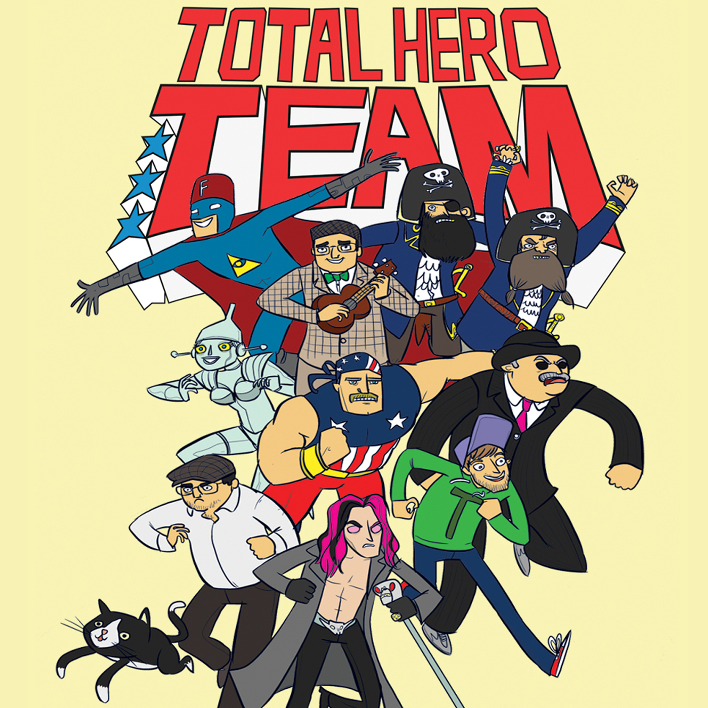 Total Hero Team